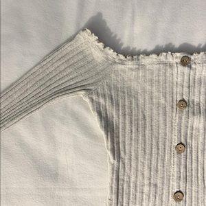 White button up Dress